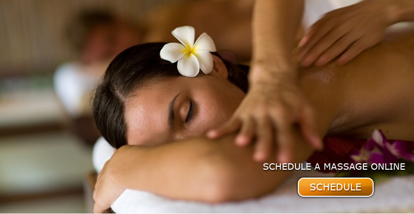 Schedule Your Massage Online Today!